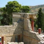 The Great Palace of Knossos