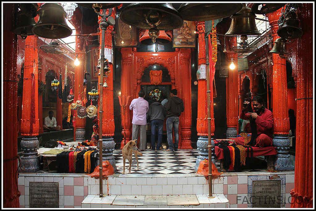 Kala Goura Bhairav Temple - Inside View