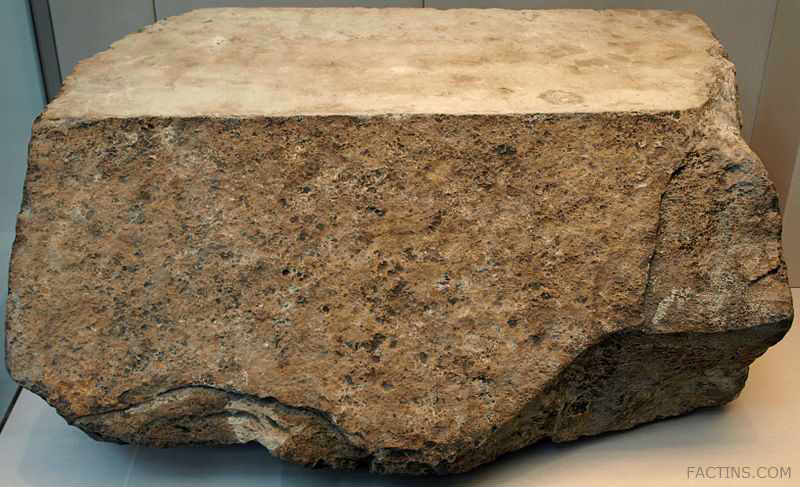 Casing Stone - the Great Pyramid