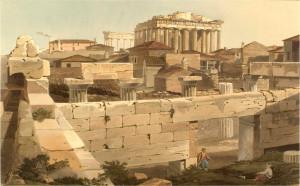 Dodwell Parthenon