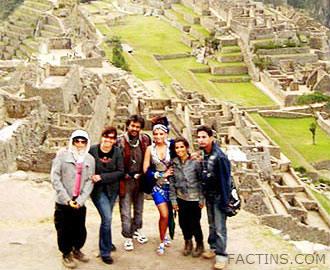 Enthiran Shooting spot - Machu Pichu