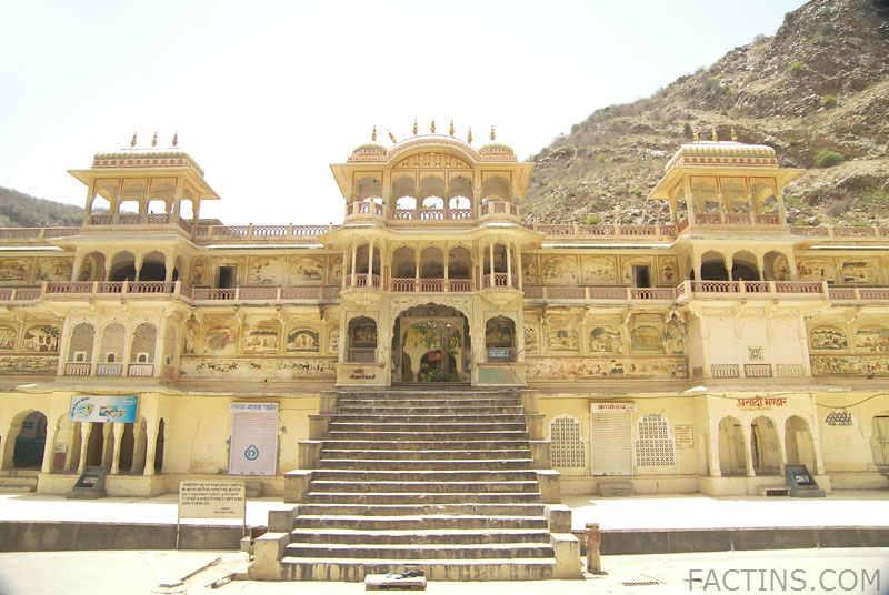 Monkey Temple - Galtaji