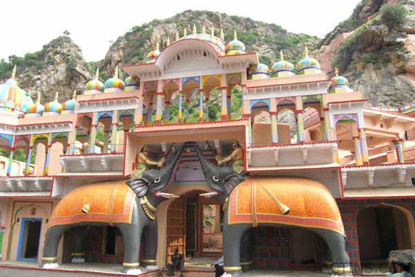 Kala Goura Bhairav Temple