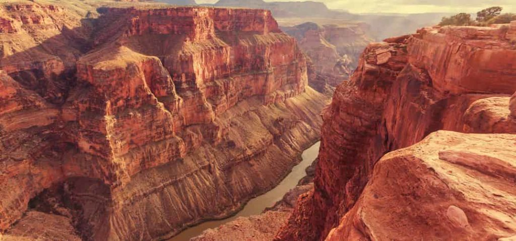 Interesting facts about the grand canyon - Factins