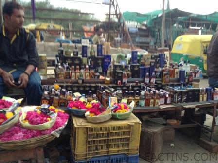 Kala Goura Bhairav Temple - Alhocol Shop