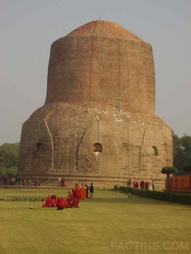 Dhamek Stupa Facts – The Place to Search Peace