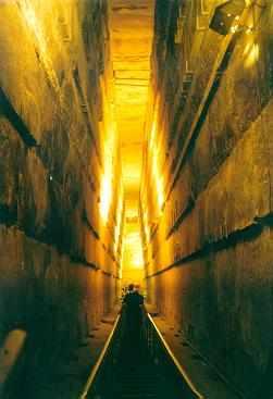 Grand Gallary - the Great Pyramid
