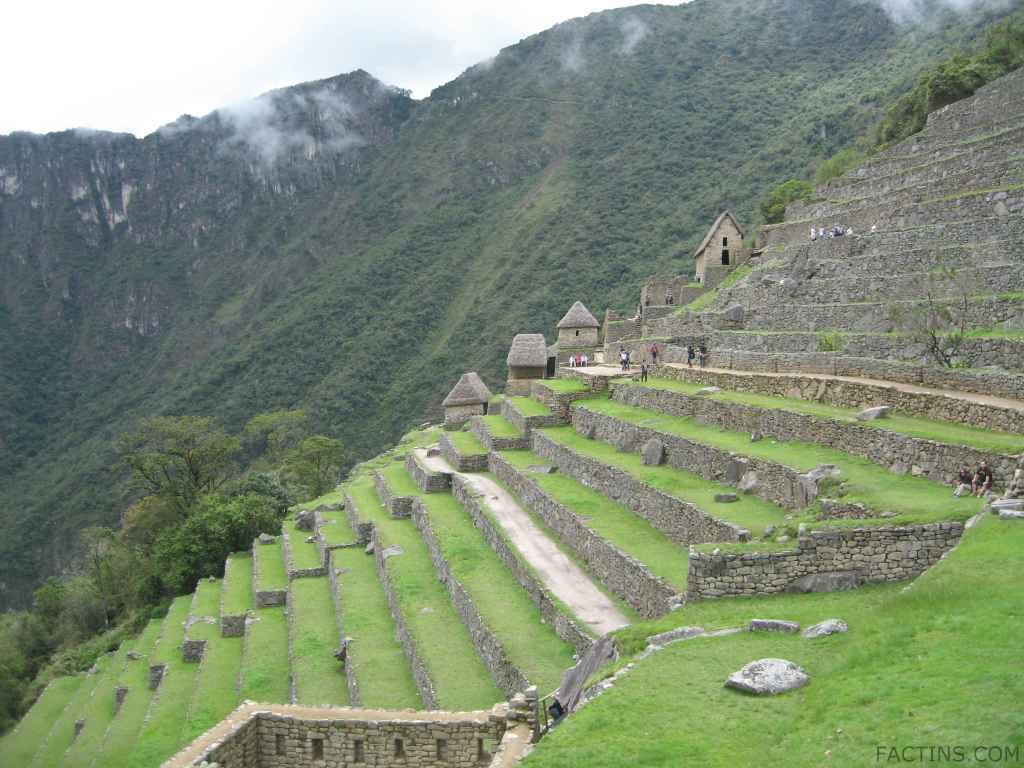 Machu Picchu Mystery