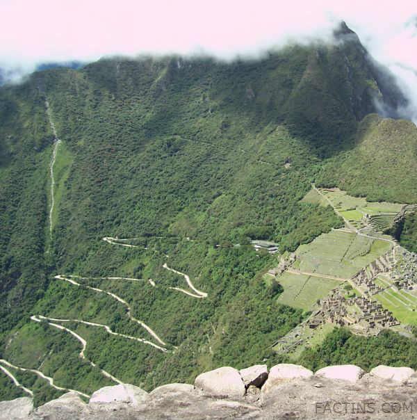 Machu Pichu Route