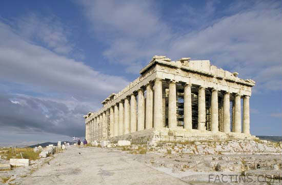 Parthenon Facts – You Must Know