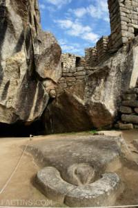 Temple of Condor - Machu Pichu