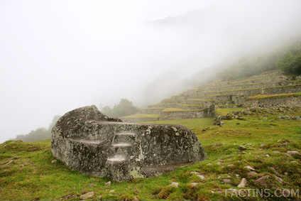 The Mortuary Rock - MAchu Pichu