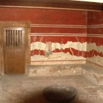 Throne Room - The Great Palace of Knossos