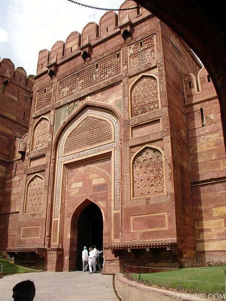 AgraFort - Gate