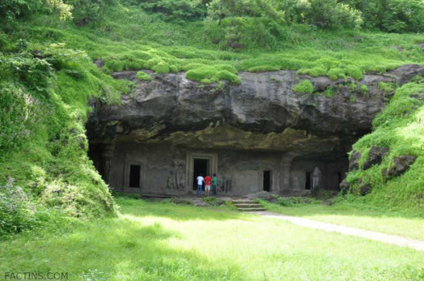 The Elephanta Caves History