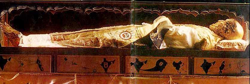 St.-Francis Xavier body