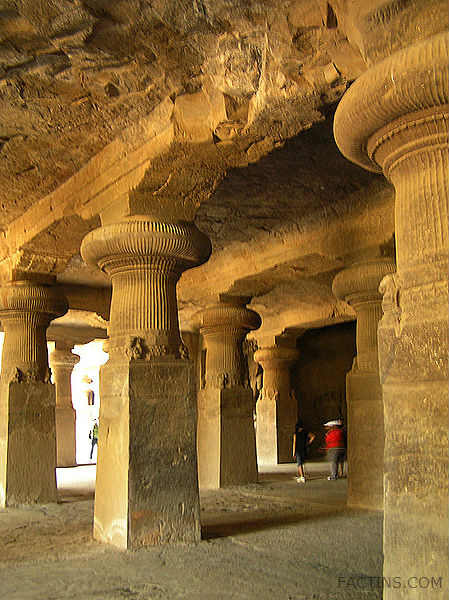The Great Cave - Elephanta Cave history