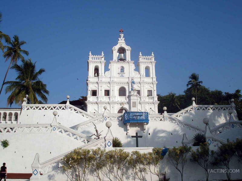 Lady of Rosary Church Goa