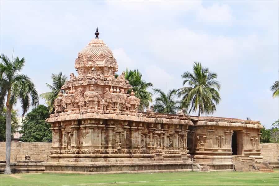 Gangaikonda Cholapuram View - Facts about Rajendra Cholan 1 - Factins