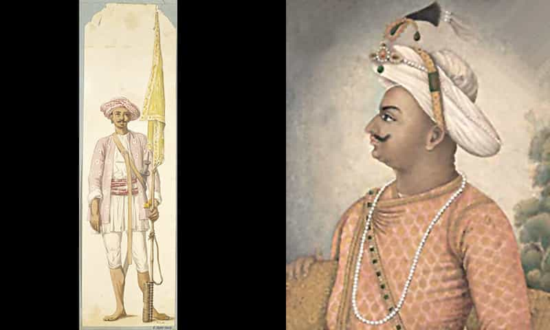 Tipu Sultan - 25 important facts about Tipu Sultan history