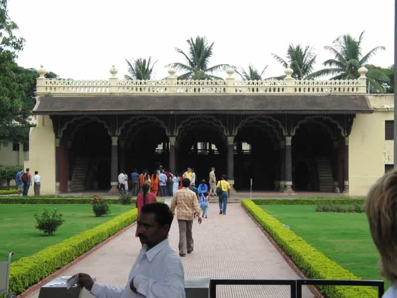 Tipu Sultan's Summer Palace - 25 important facts about Tipu Sultan history