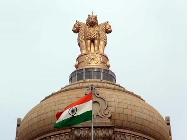 Ashoka Stupa - Four Lions - Indian Emblem - interesting facts about ashoka the great - Factins