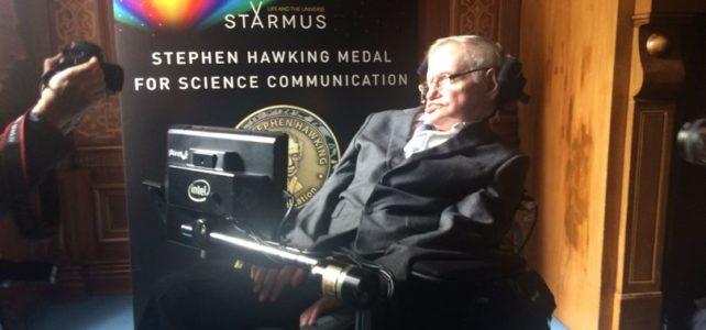 Earth is Warning Us – Stephen Hawking