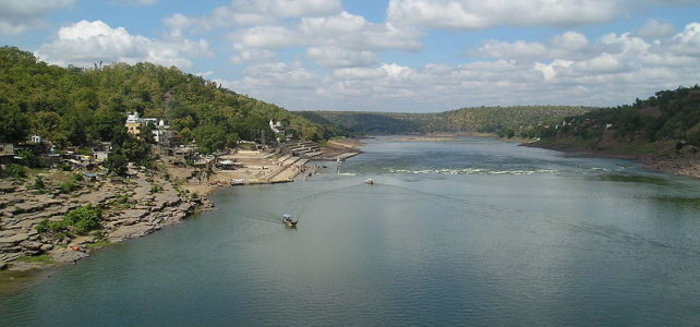 Narmada River facts