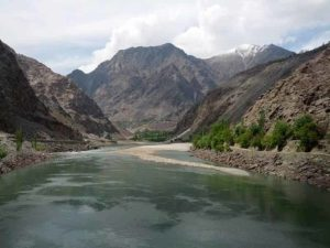 The Indus River Sindhu