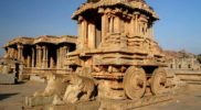 30 Interesting facts about Hampi temple chariot Architecture