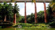 21 Amazing facts about Mathur Hanging Bridge