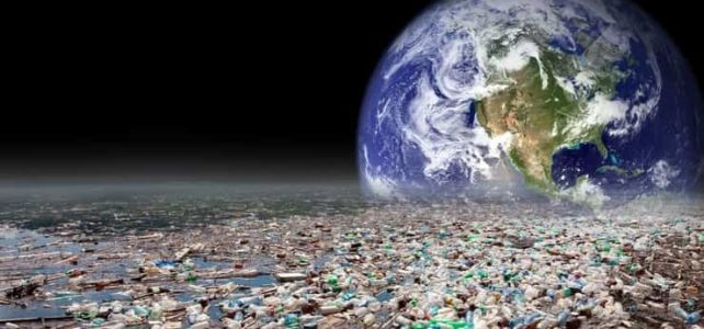 Humans have produced total 8.3 billion tonnes of plastic in earth
