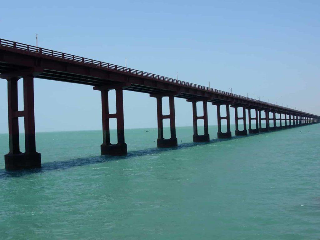 Pamban Bridge - Factins