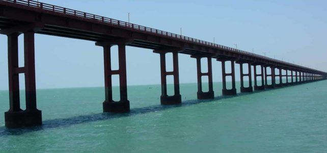 25 Most Interesting facts about Pamban Bridge