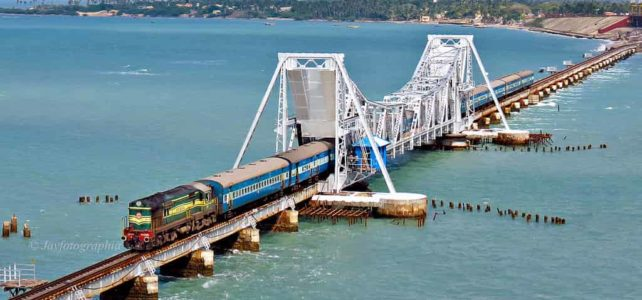 40 Interesting facts about Pamban Rail Bridge Architecture