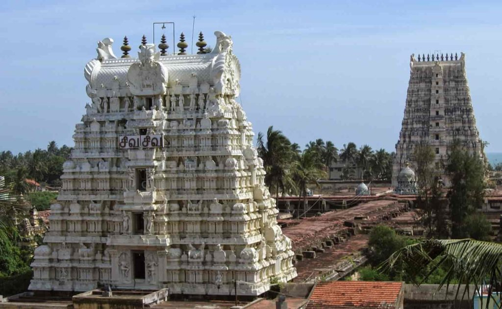 rameswaram temple - factins