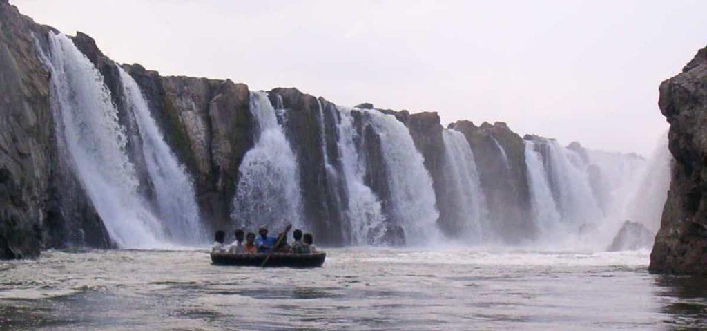Hogenakal falls - Kaveri RIver Facts - Factins
