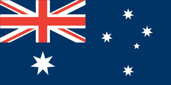 Australia Flag - facts about australia - Factins