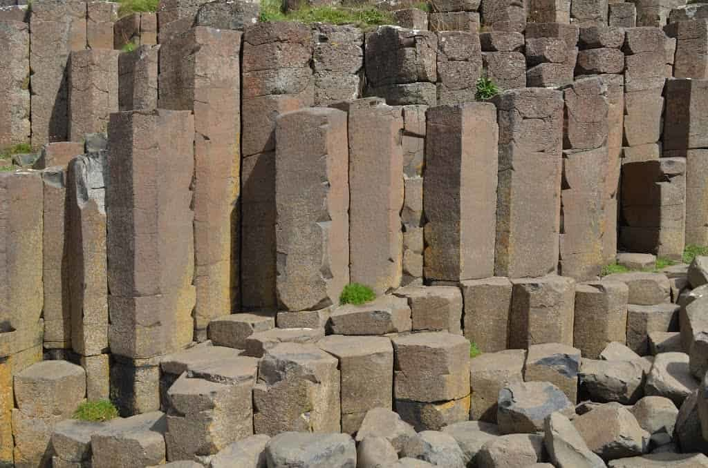 Giant Columns - Giants Causeway - Factins
