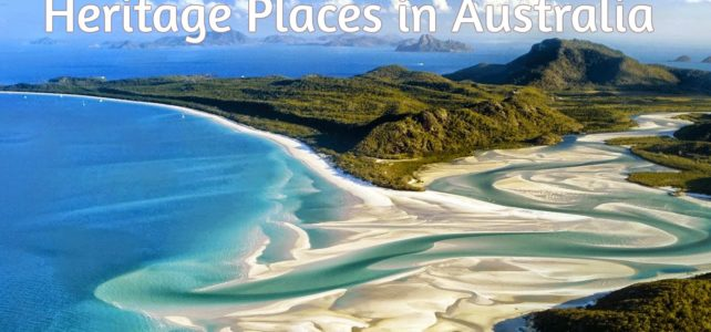 UNESCO Heritage Places in Australia