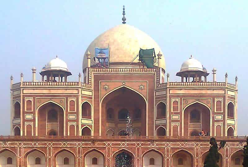 Humayun's Tomb - UNESCO Heritage Place in India - Factins