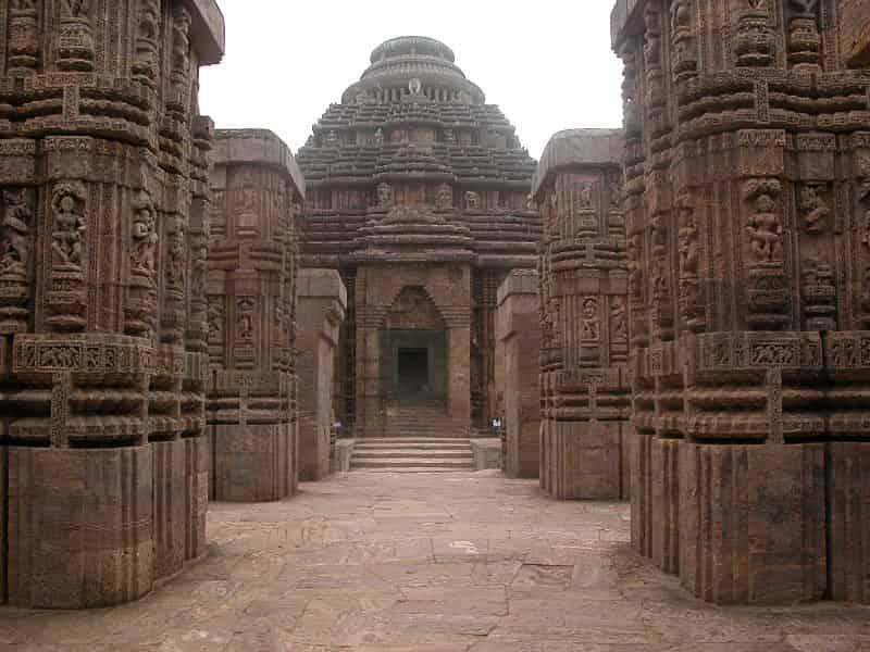 Konarak Sun Temple - UNESCO Heritage Place in India - Factins