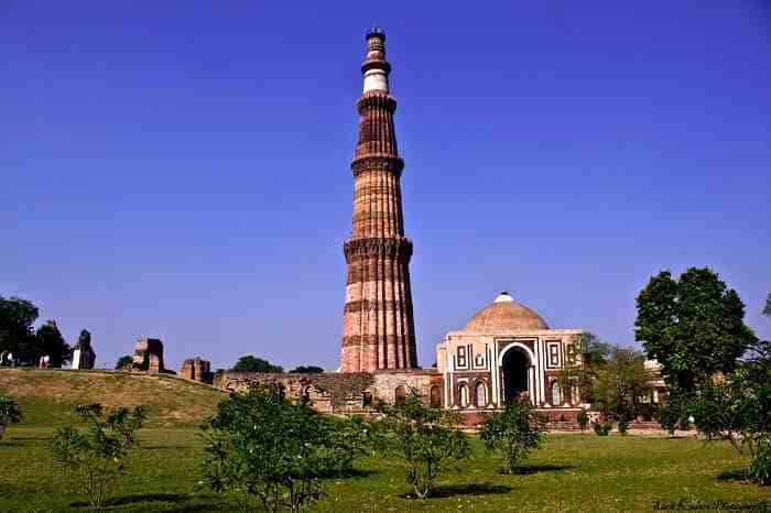 Qutub Minar Complex - UNESCO Heritage Place in India - Factins