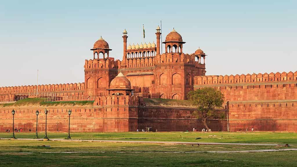 Red Fort - UNESCO Heritage Place in India - Factins