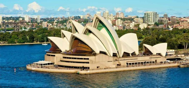 Interesting facts about Sydney Opera House