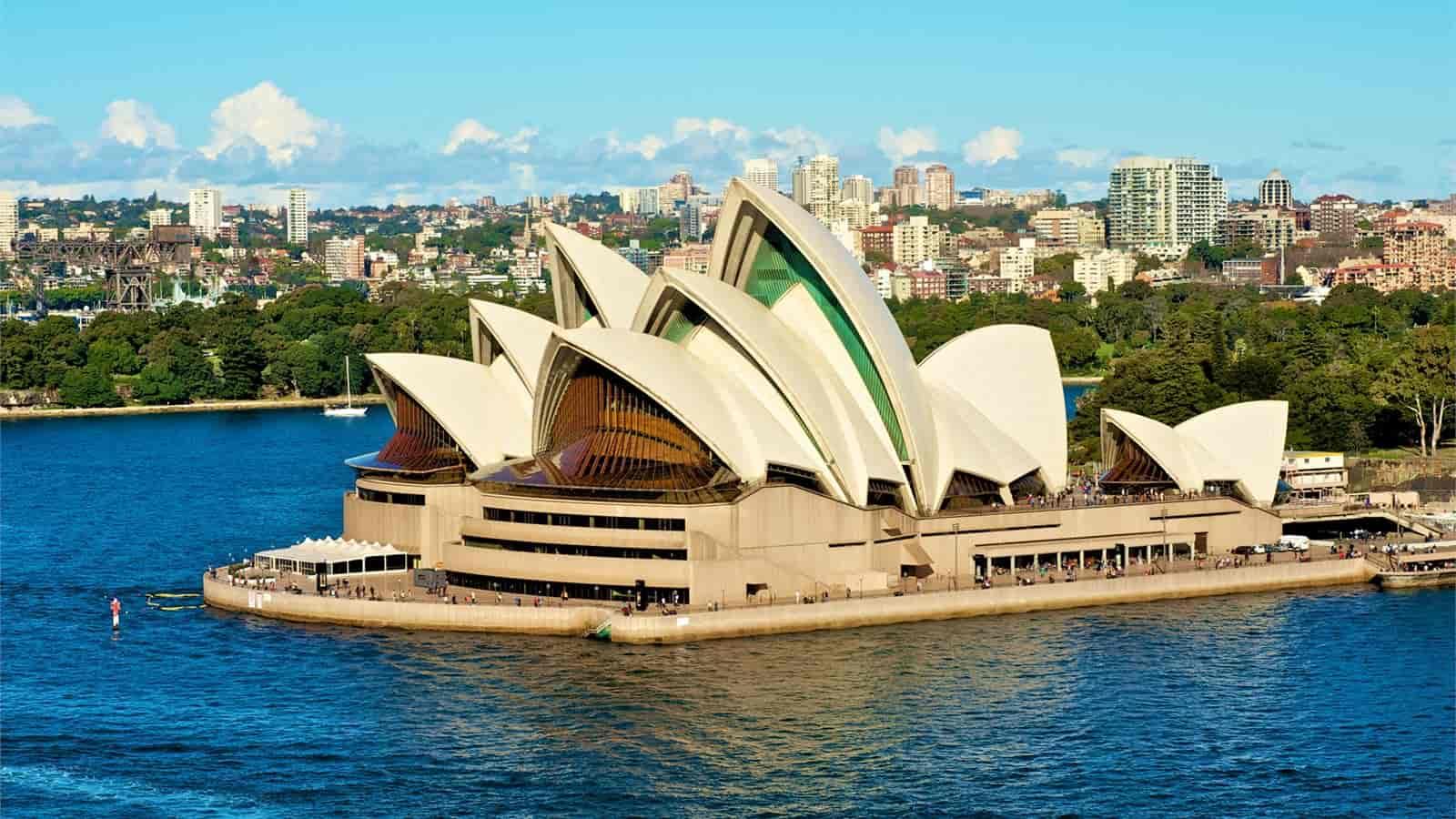 interesting facts about sydney opera house factins. Black Bedroom Furniture Sets. Home Design Ideas