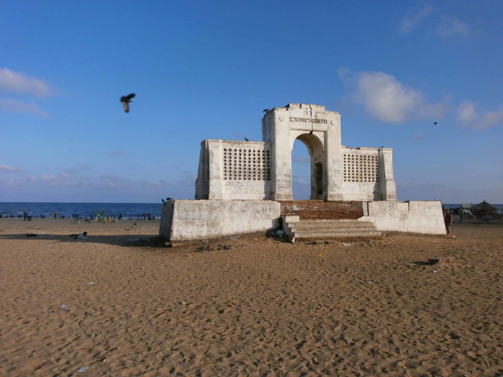 Elliot's Beach - Besant Nagar Beach - Tourist Places in Tamilnadu - Factins