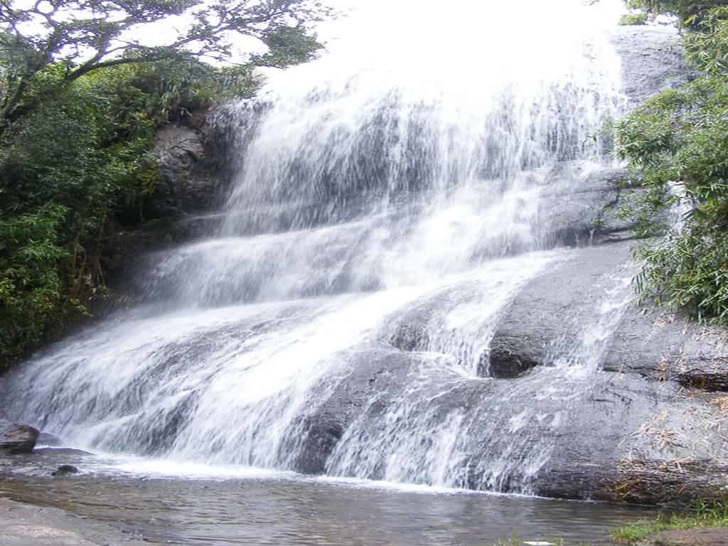 Kalhatty falls - Tourist Places in Tamilnadu - Factins
