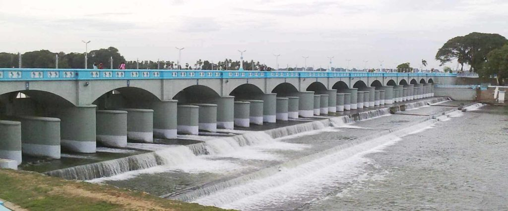 Kallanai Dam - Grand Anicut - Best Tourist Places in tamilnadu - Factins