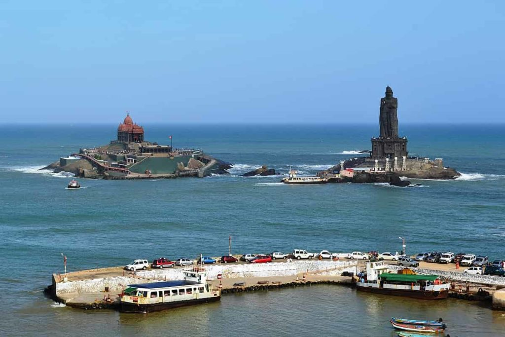 Kanyakumari - Tourist Places in Tamilnadu - Factins